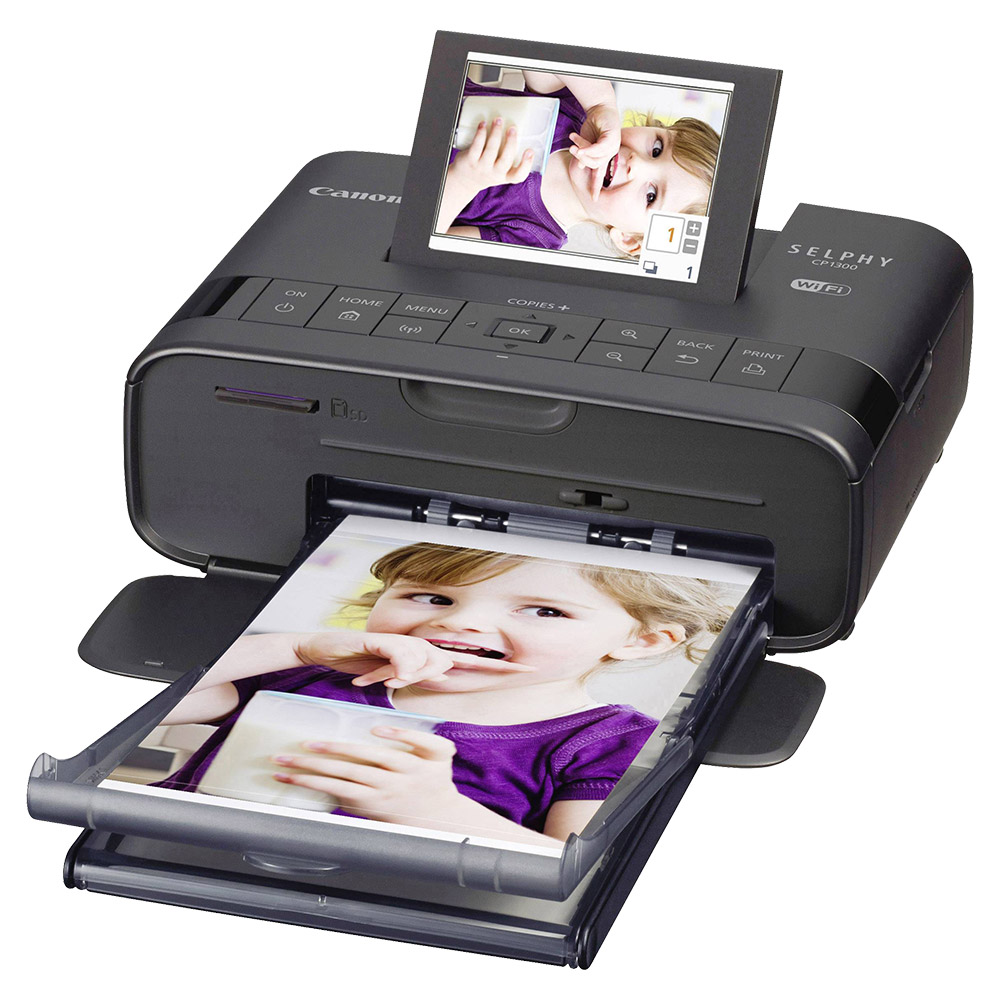 Canon CP1300 Selphy Photo Printer