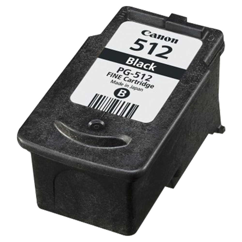 Canon Ink Cartridge - Black - PG512