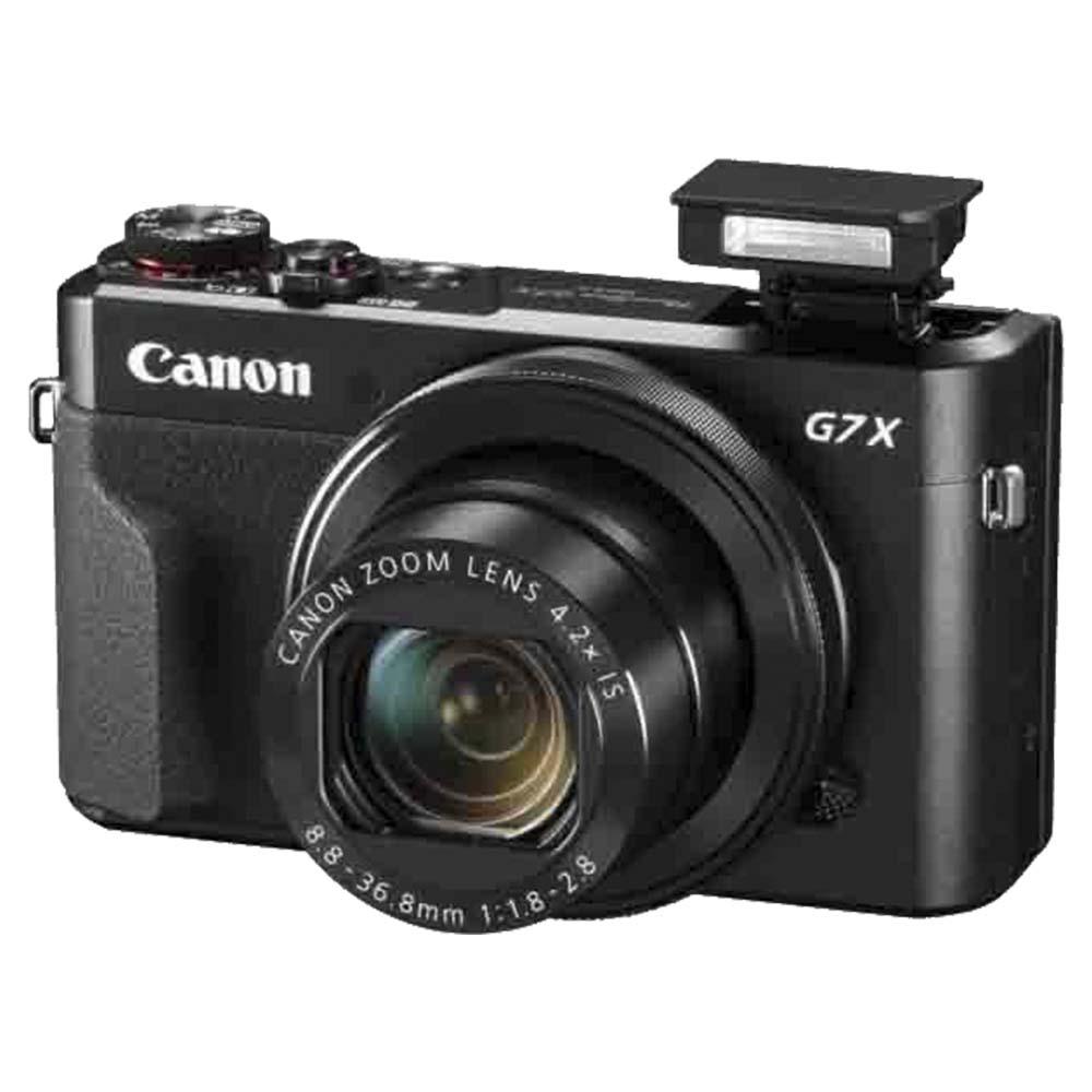 Canon Power Shot G7X MARK II 20.9 MP Optical Zoom Digital Camera - PSG7XMII