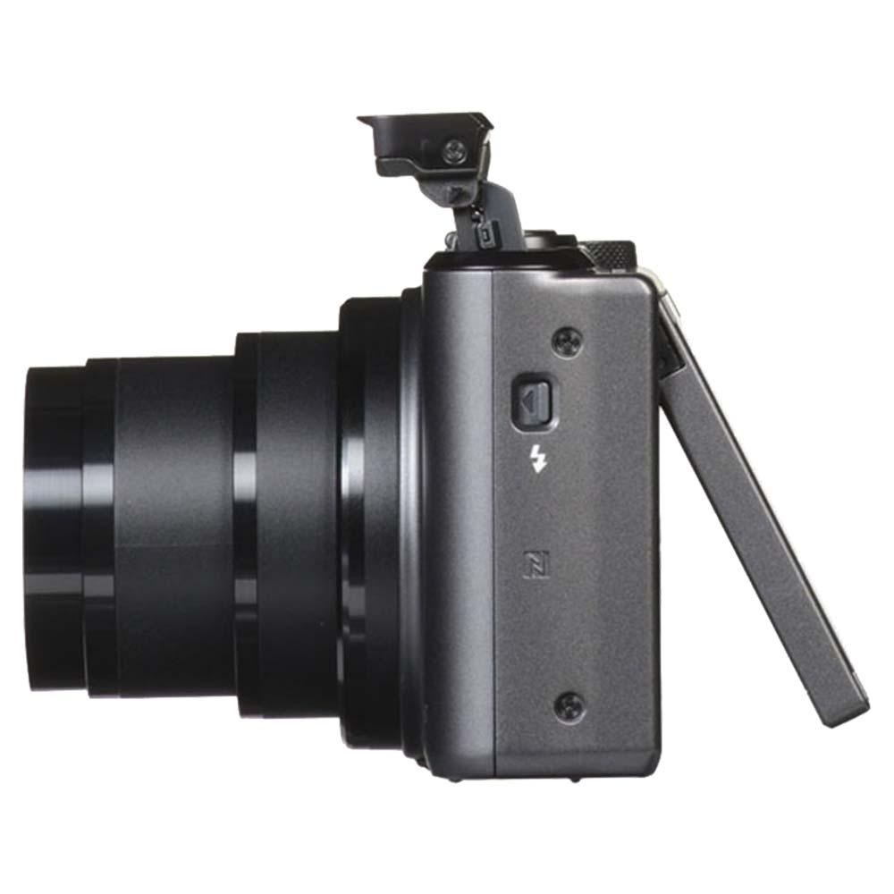 Canon PowerShot SX730 HS 20.3MP Digital Camera - PSSX730BK