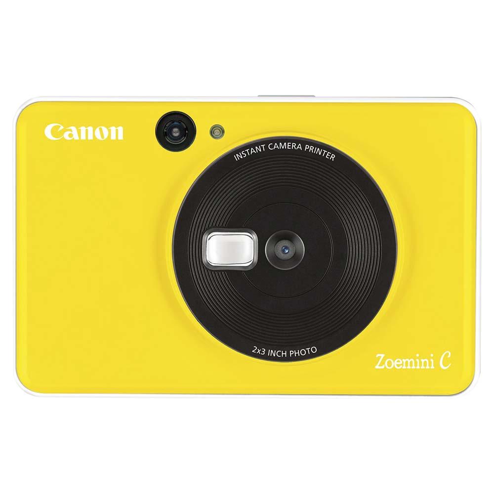 Canon Zoemini C Instant Camera 5MP Printer - Yellow