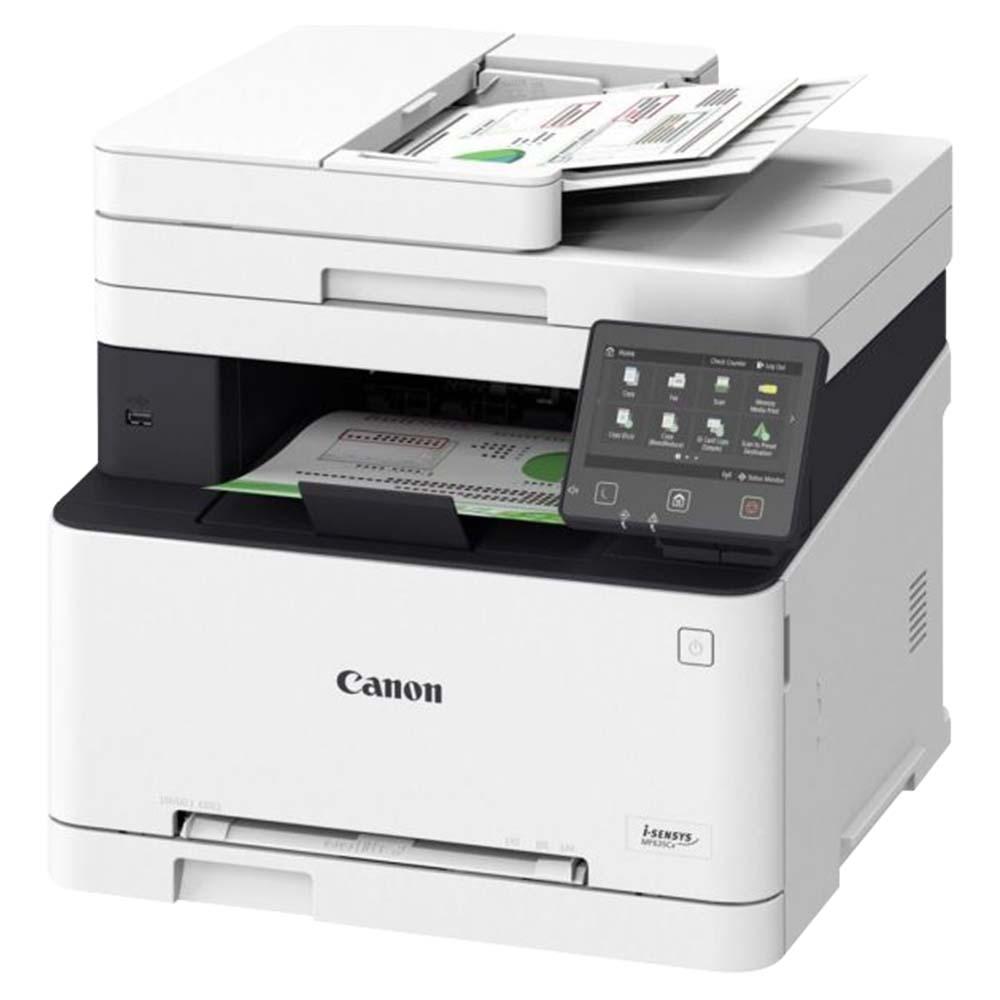 Canon i-SENSYS Multifunction Printer Laser - MF635CX