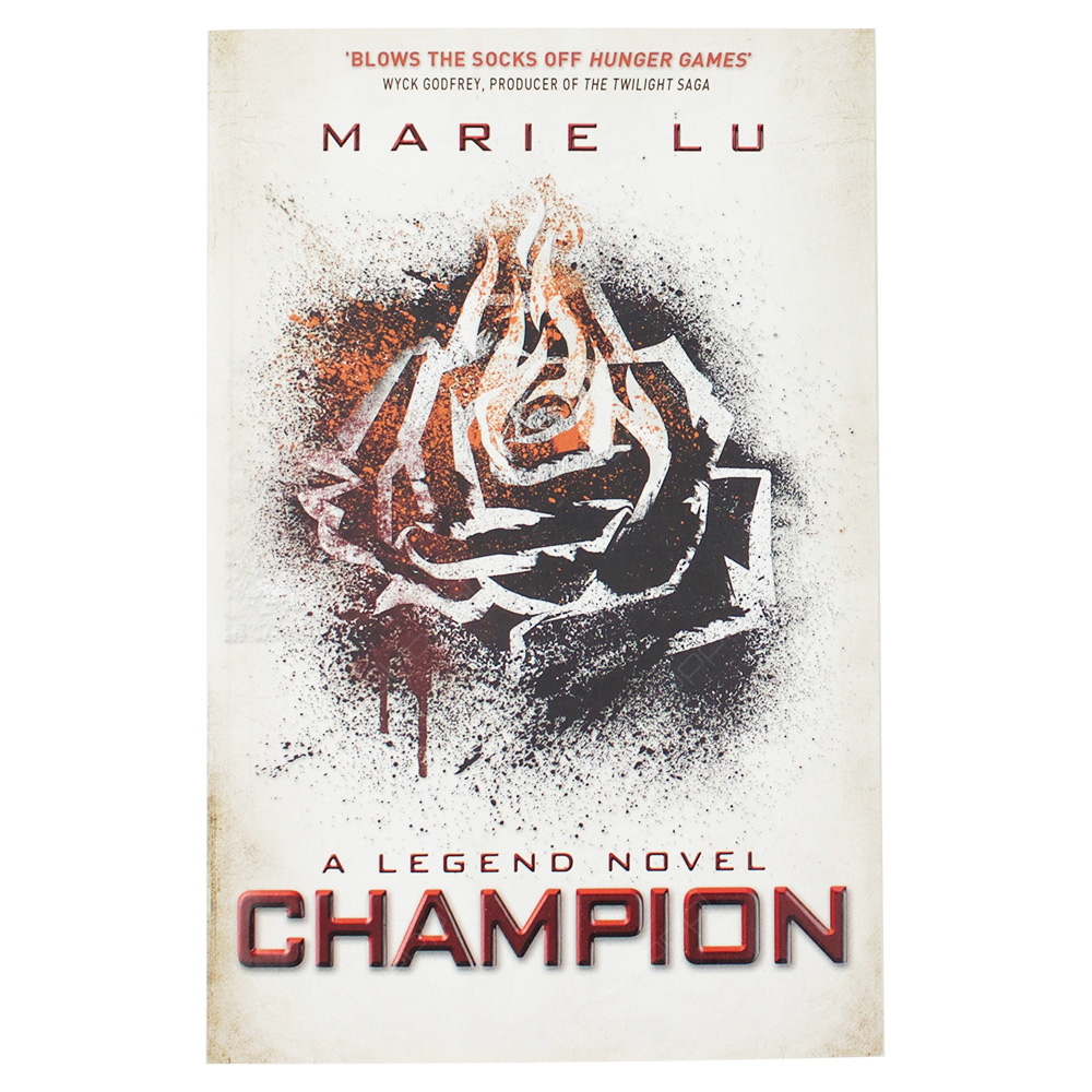 Champion - A Legend Novel By Marie Lu