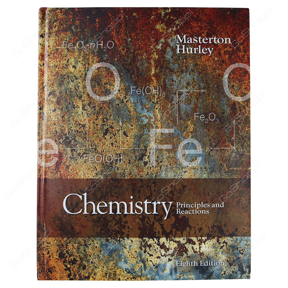 Chemistry Principles And Reactions 8th Edition By William Masterton