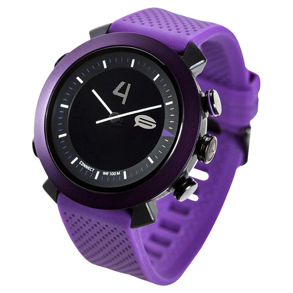 Cogito Classic Smart Watch 2.0 Silicon Purple - CW20-004-01