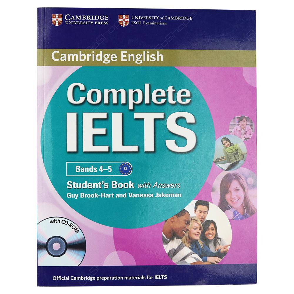 Complete IELTS Bands 4-5 Student