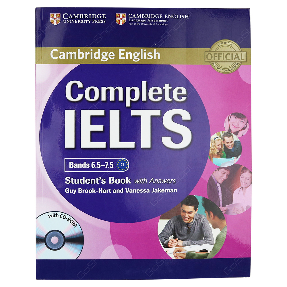 Complete IELTS Bands 6 5-7 5 Student's Book With Answers And
