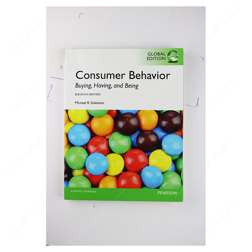 Consumer Behavior, Global Edition By Michael R. Solomon