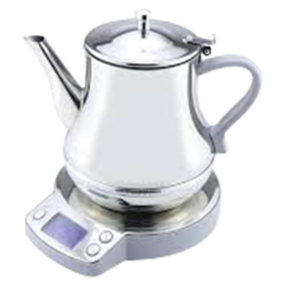 Crownline Karak Tea Maker Silver - KT-188