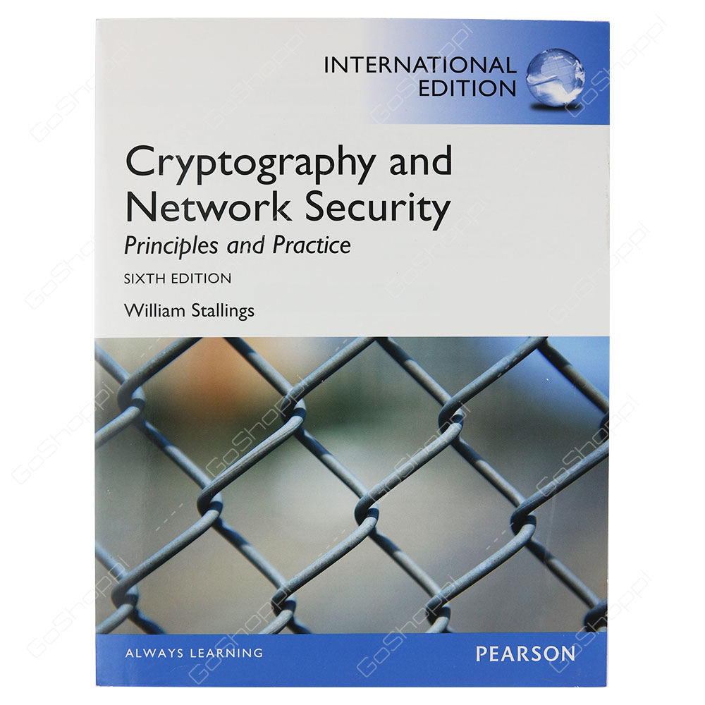 Cryptography And Network Security Principles And Practice 6th Edition By William Stallings