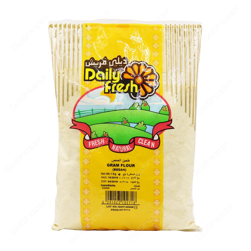 Daily Fresh Gram Flour 1 kg - Buy Online