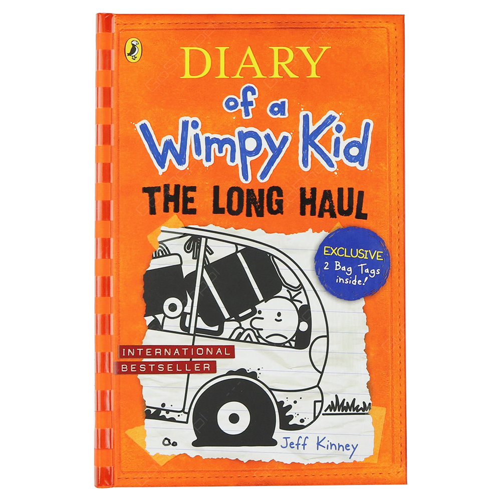 Dairy Of A Wimpy Kid - Diary Of A Wimpy Kid Book 9 By Jeff