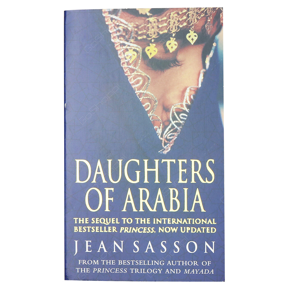 Daughters Of Arabia - Princess 2 By Jean Sasson