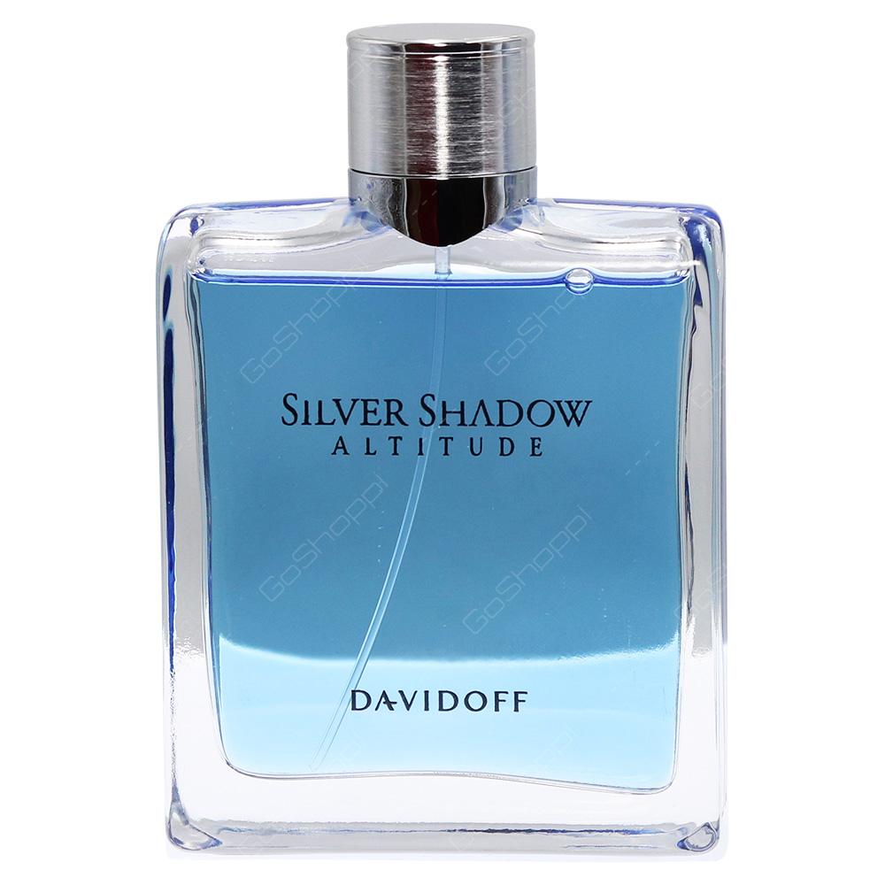 Davidoff Silver Shadow Altitude For Men Eau De Toilette 100ml Buy