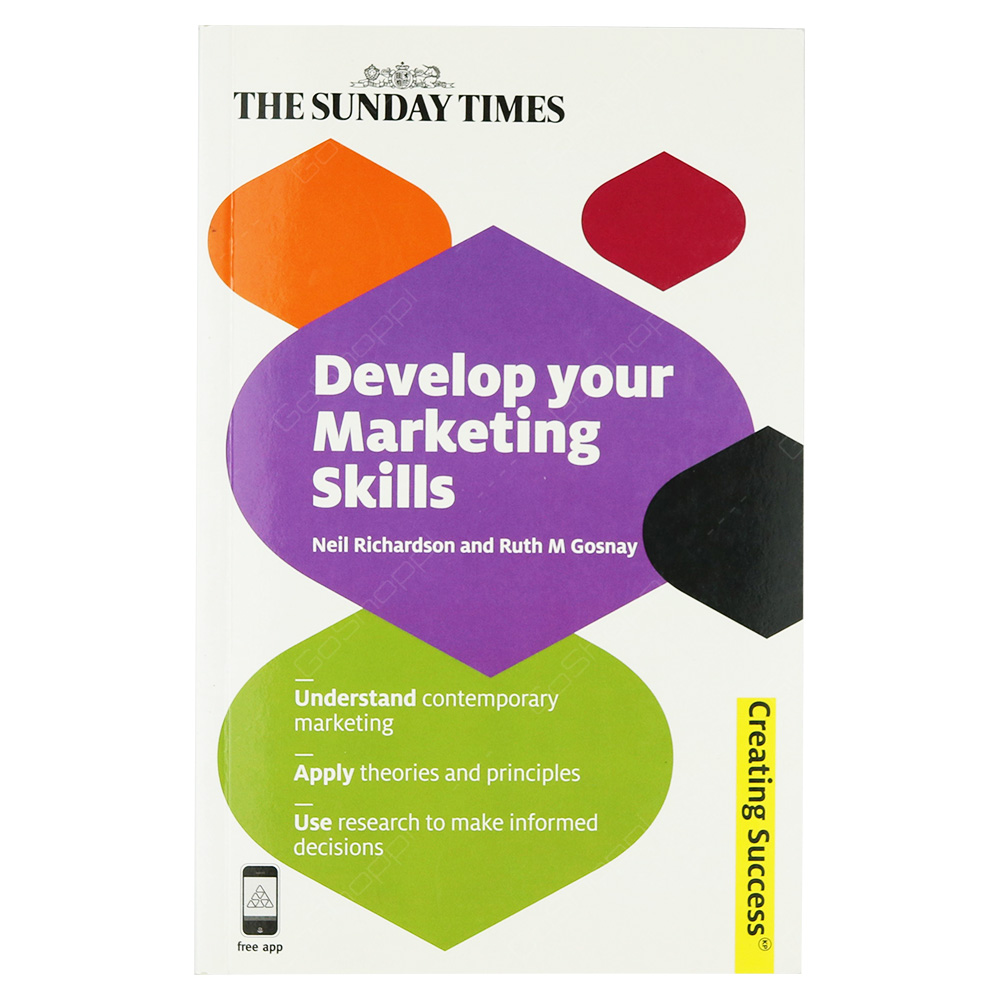 Develop Your Marketing Skills - Creating Success