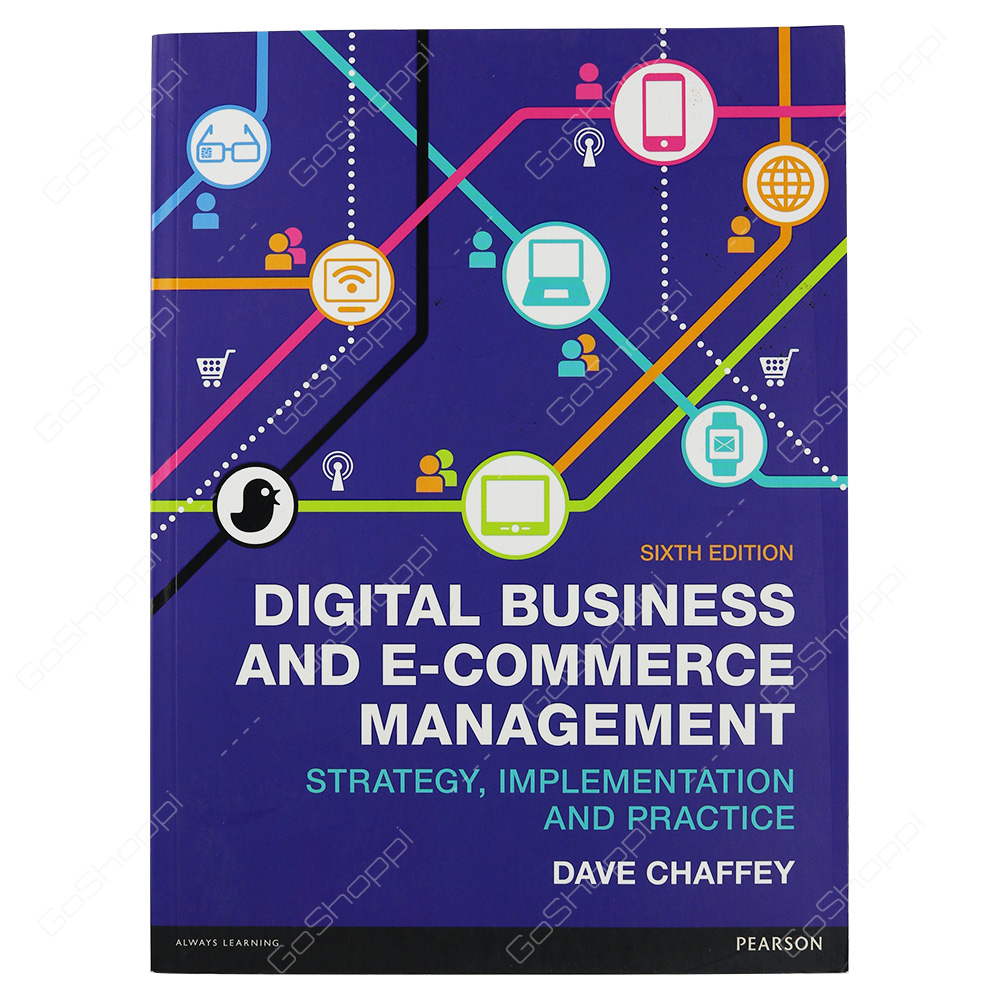 Digital Business And E-Commerce Management By Dave Chaffey