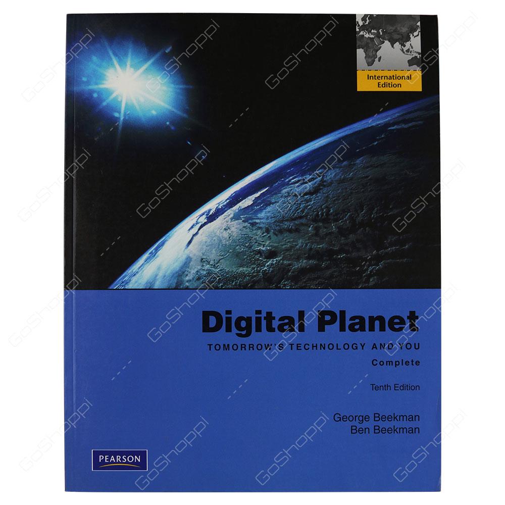 Digital Planet Tomorrow