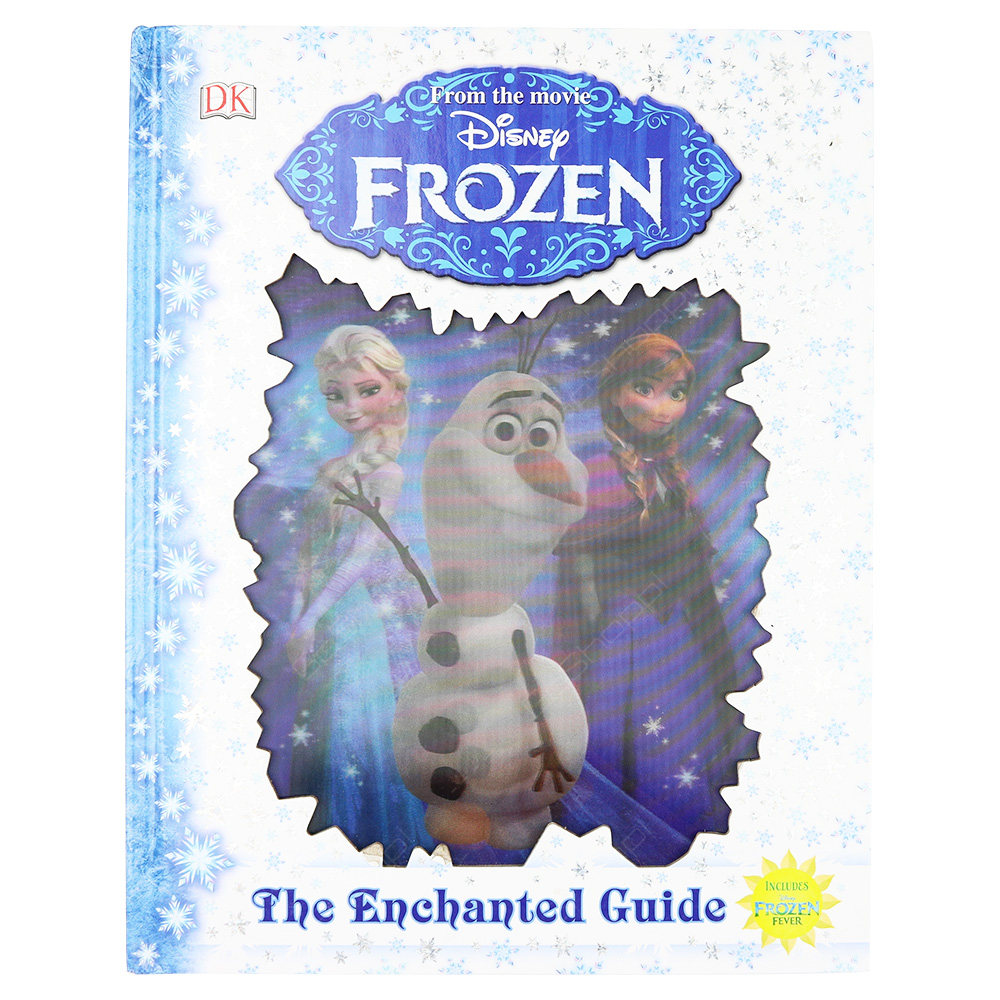 Disney Frozen - The Enchanted Guide