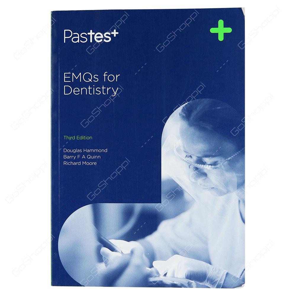EMQs For Dentistry By Doug Hammond