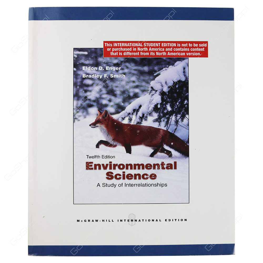 Environmental Science 12th Edition By Eldon D. Enger