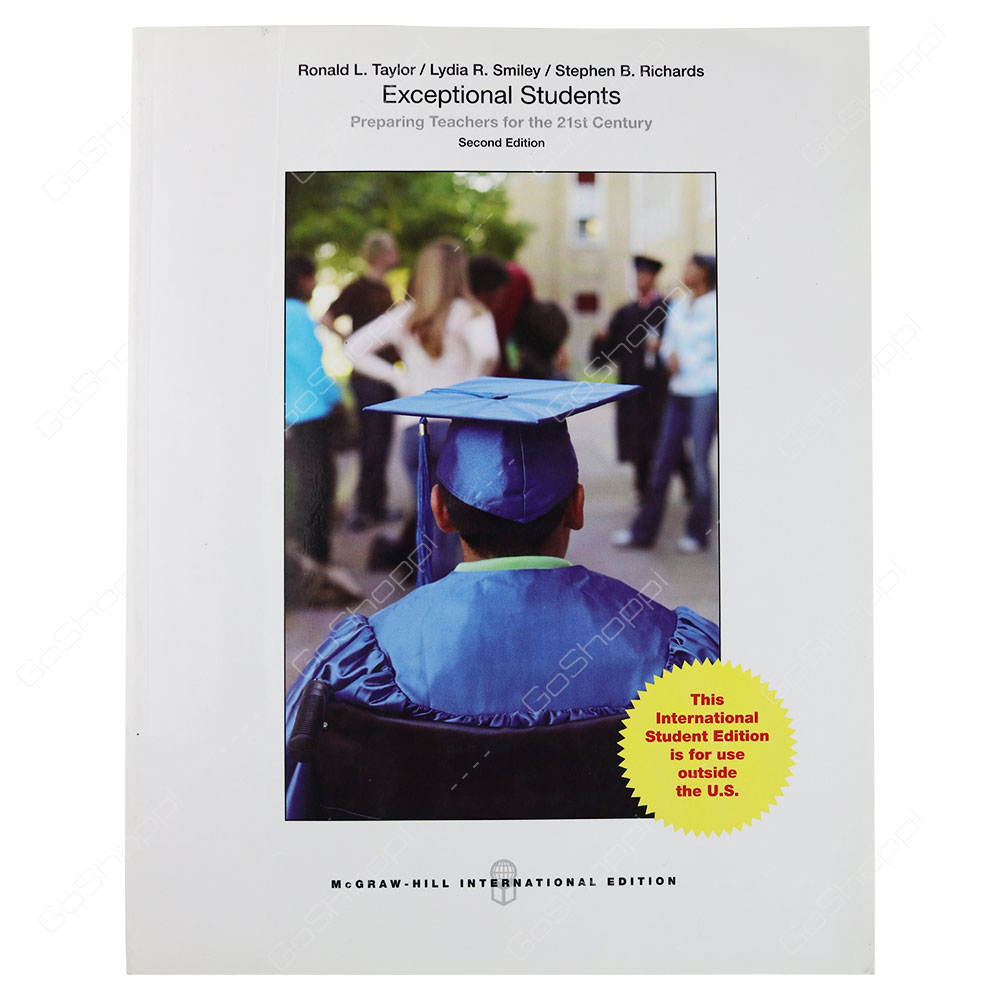 Exceptional Students Preparing Teachers For The 21st Century 2nd Edition By Ronald L. Taylor