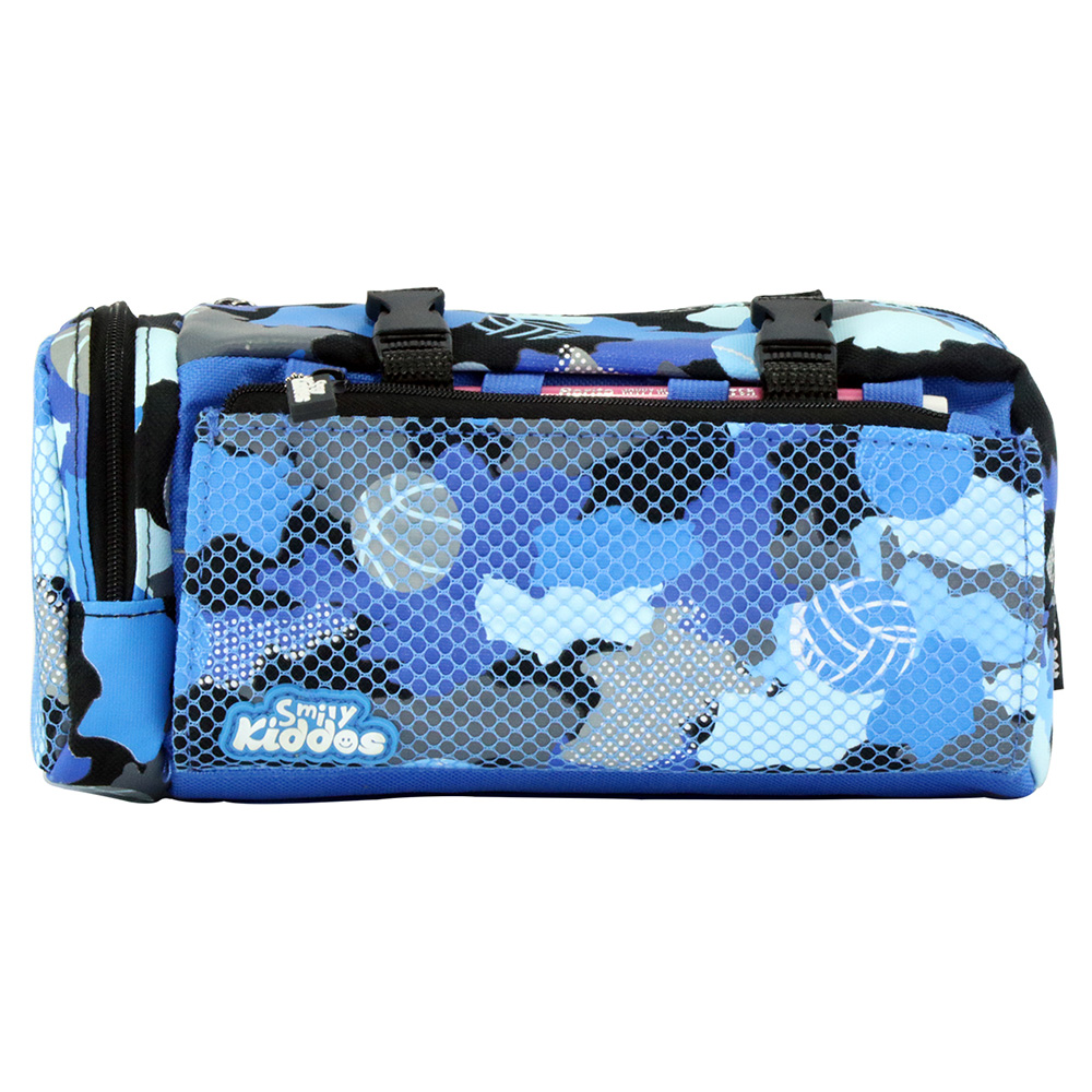 Fancy Bliss Pencil Case - Blue