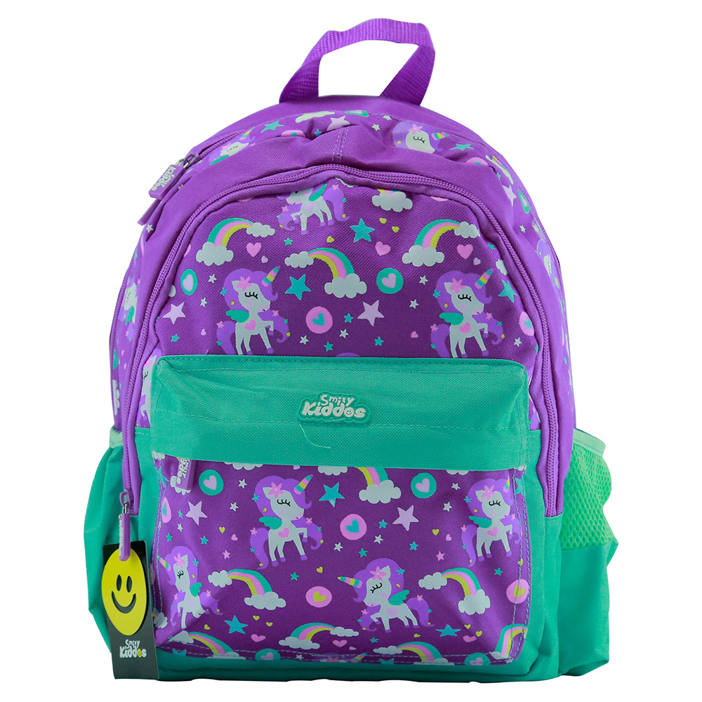 Fancy Junior Backpack - Purple
