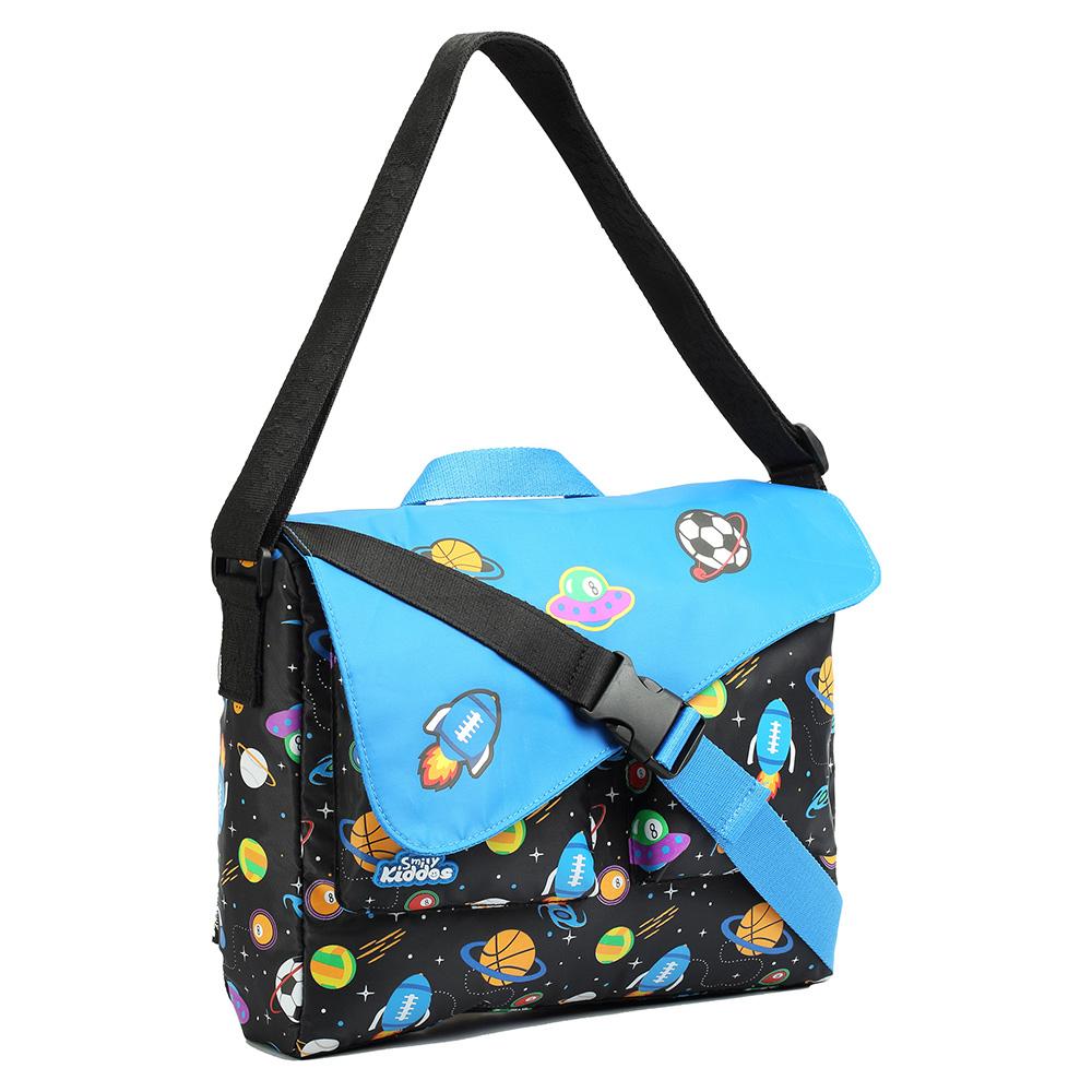 Fancy Shoulder Bag - Black