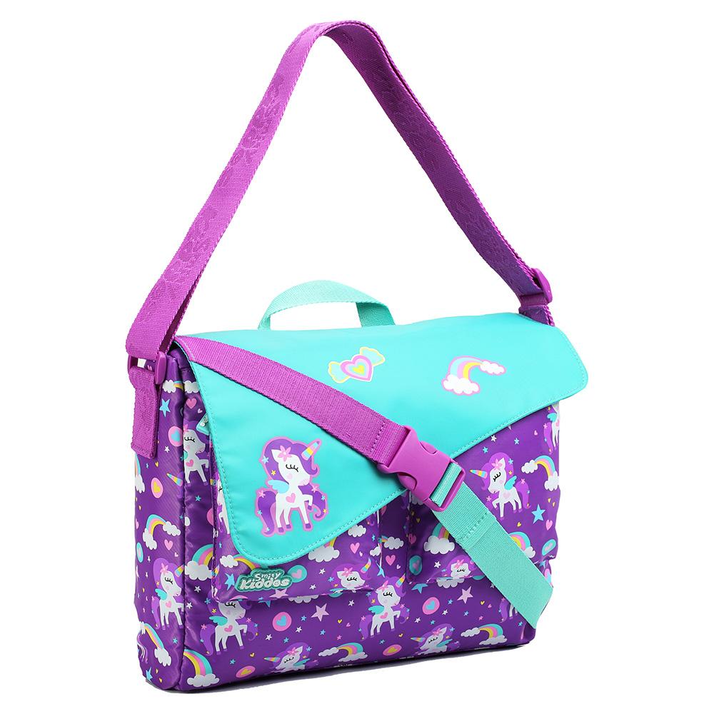 Fancy Shoulder Bag - Purple