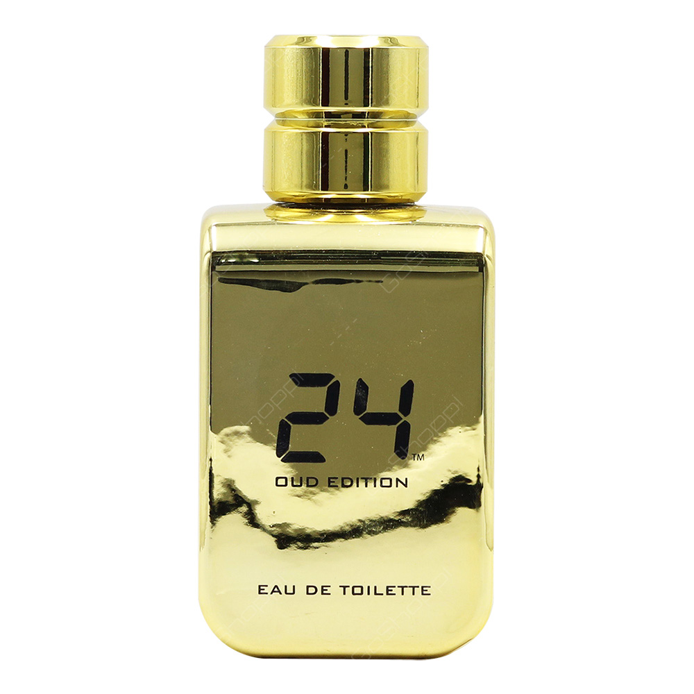Fox 24 Gold Oud Edition Eau De Parfum 100ml