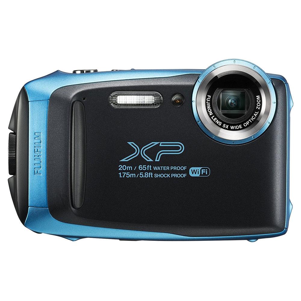 Fujifilm FinePix XP130 Waterproof Digital Camera - Blue - XP130BL
