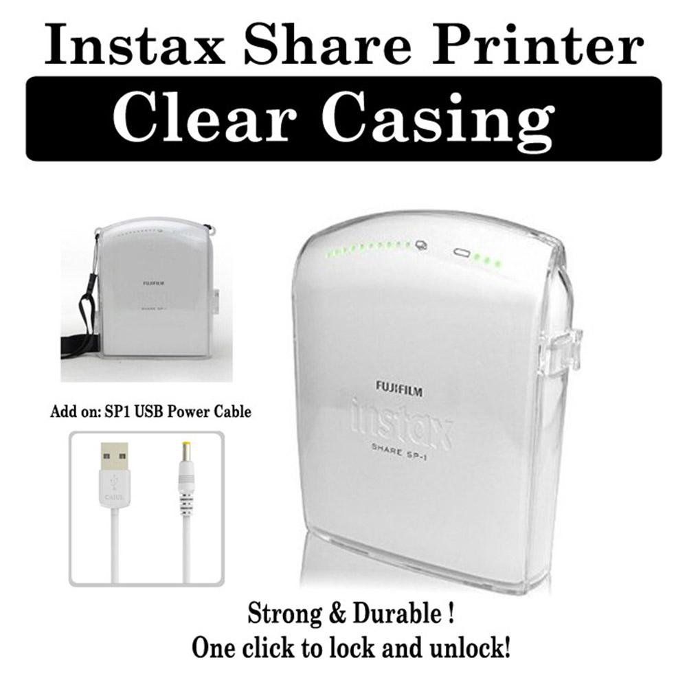 Fujifilm Instax Share SP-2 Photo Printer - Silver - INSTAXSHARE-SL