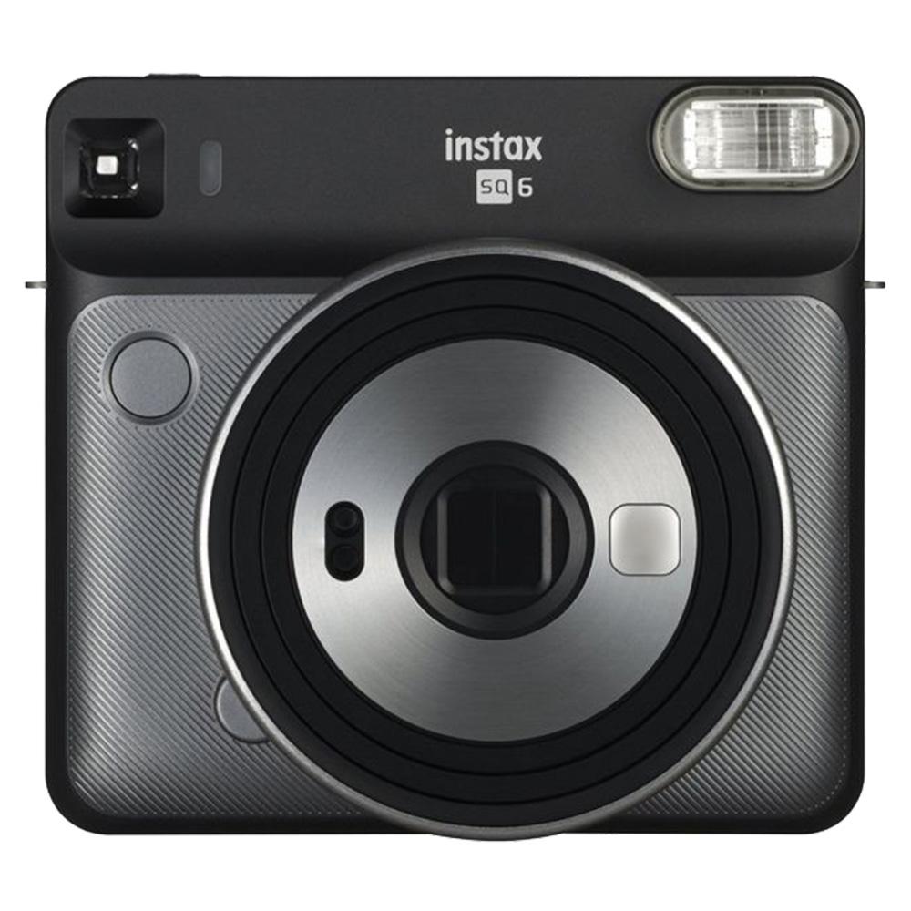 Fujifilm Instax Square SQ6 Instant Camera Graphite Grey - INSTAXSQS6-GY