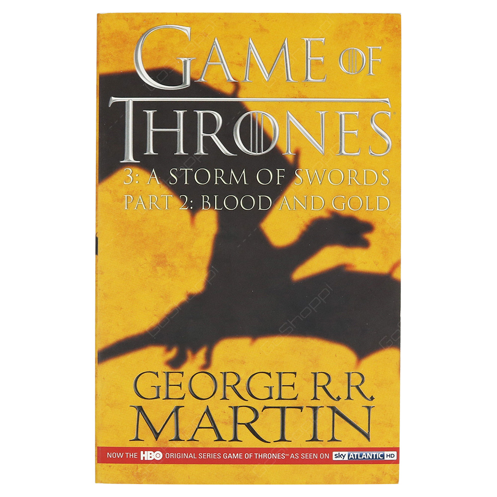 Game Of Thrones 3 - A Strom Of Swords Part 2 - Blood And Gold