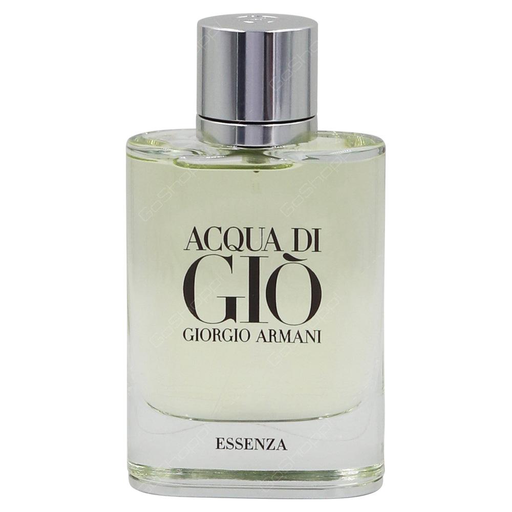 20eb71c9789e Giorgio Armani Acqua Di Gio Essenza Pour Homme Eau De Parfum 75ml ...