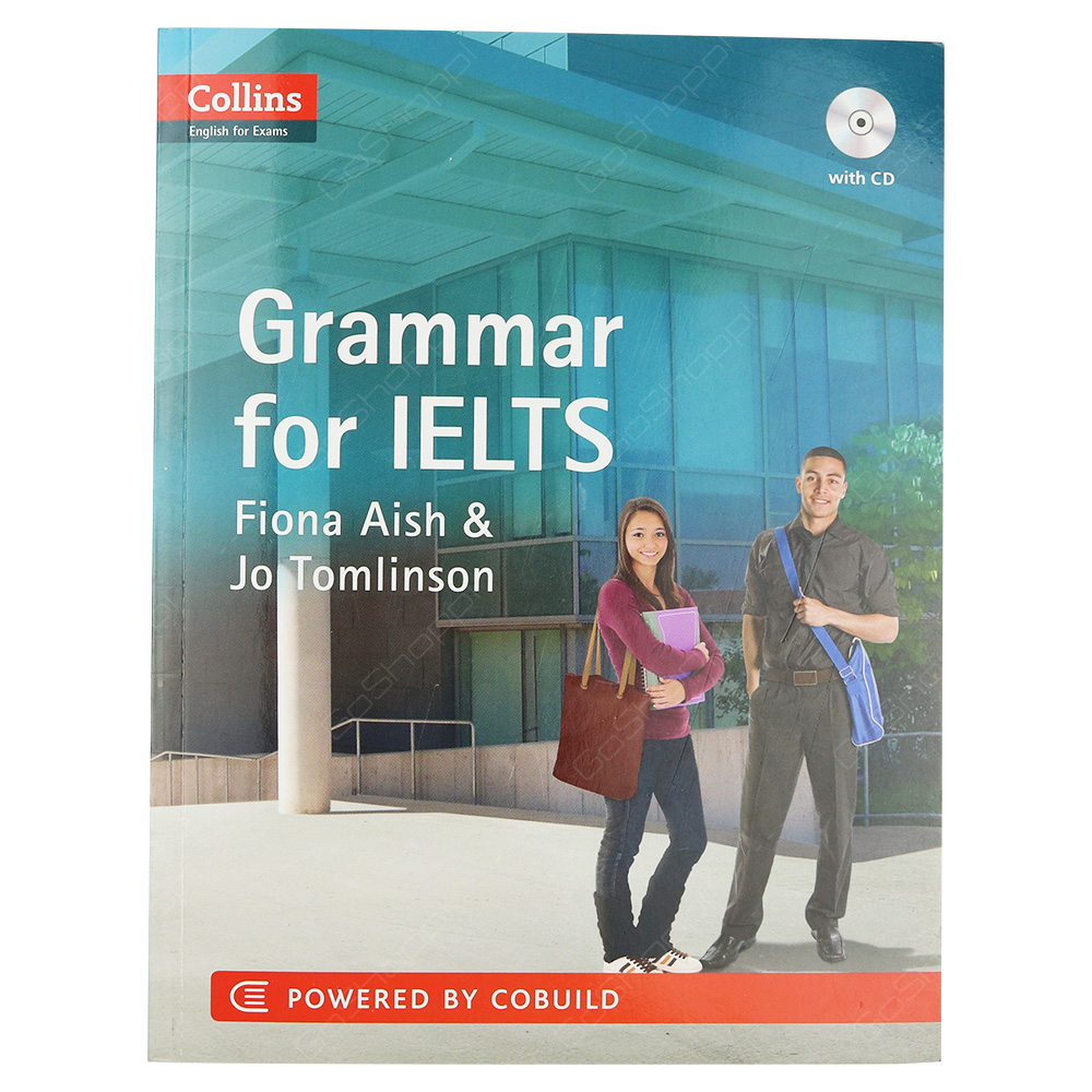 Grammar For IELTS With CD