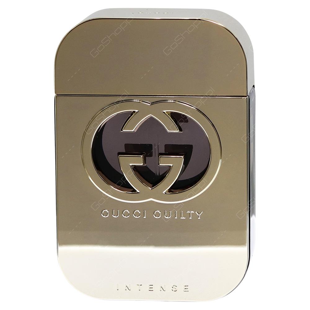Gucci Guilty Intense For Women Eau De Parfum 75ml Buy Online