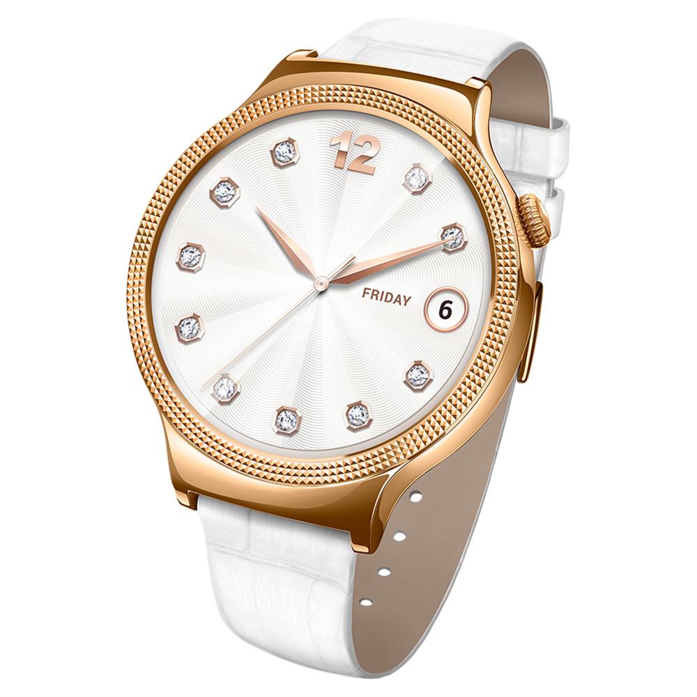 Huawei Mercury G101 White Band Smart Watch For Women