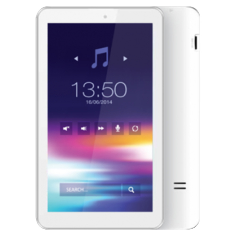 Ilife K4800 8 Inch IPS, Dual Sim 4G LTE, Quad Core 1.2 Tablet - Silver
