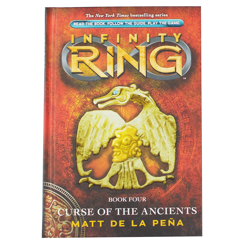 Infinity Ring Book 4 - Curse Of The Ancients - Buy Online