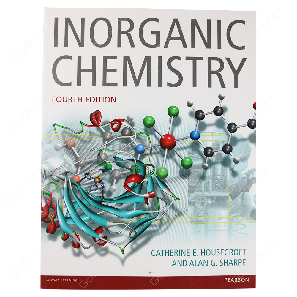 Inorganic Chemistry 4th Edition By Catherine E. Housecroft