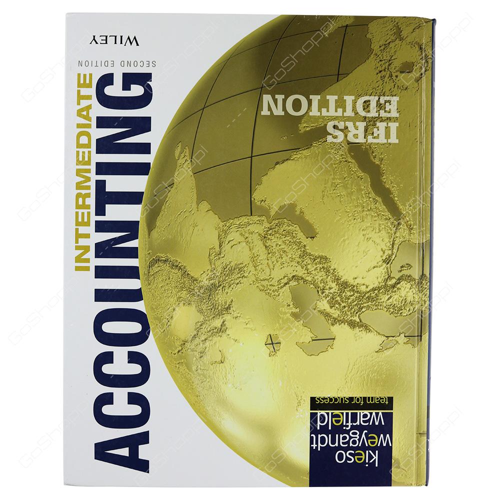 Intermediate Accounting 14th Edition Kieso Ebook