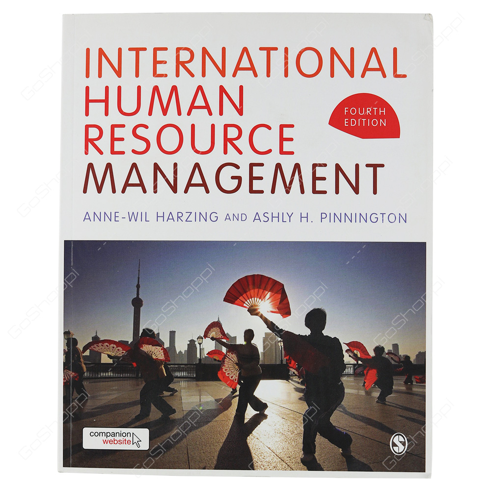 International Human Resource Management By Anne-Wil K. Harzing