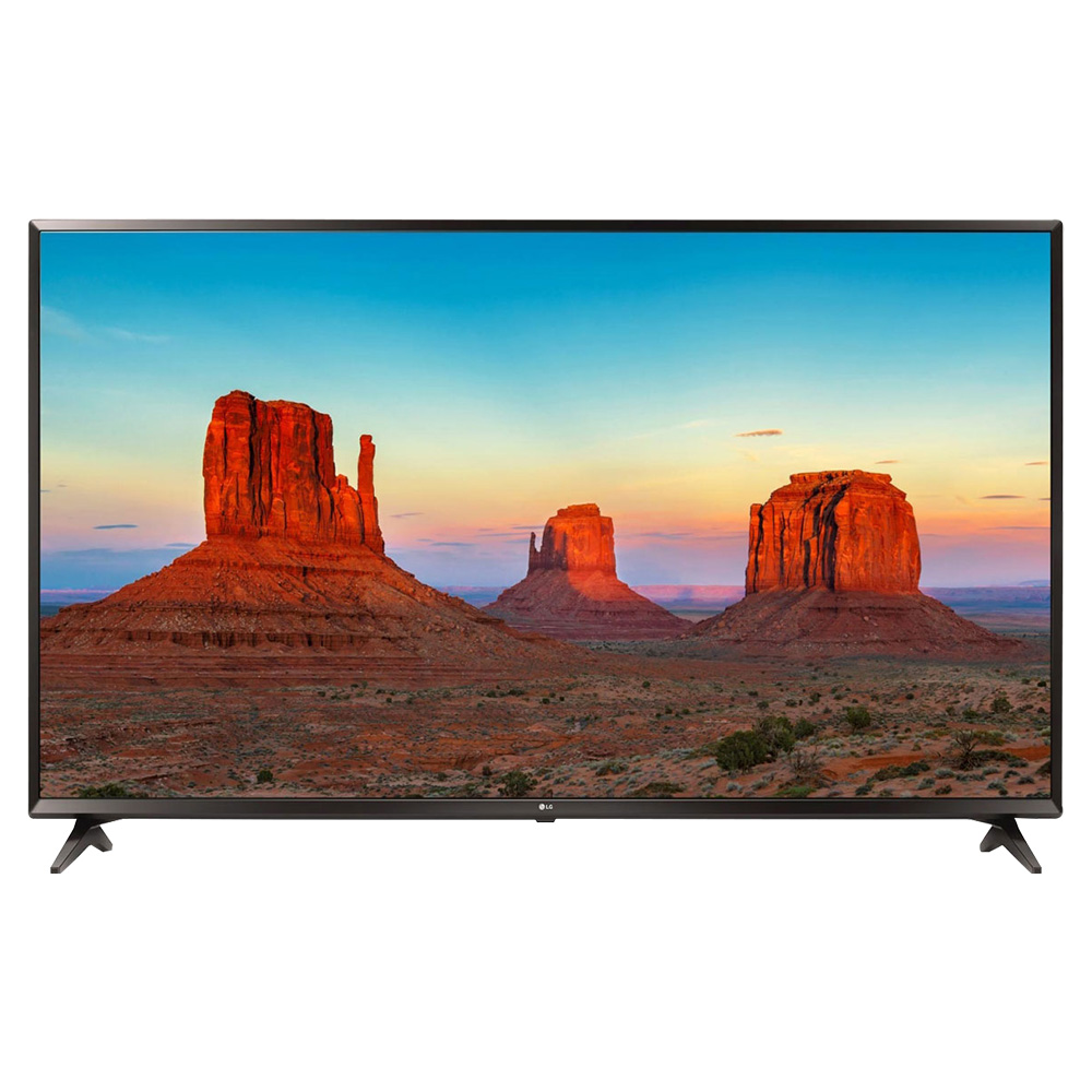 LG 65 Inch UHD LED TV 65UK6100 - Black
