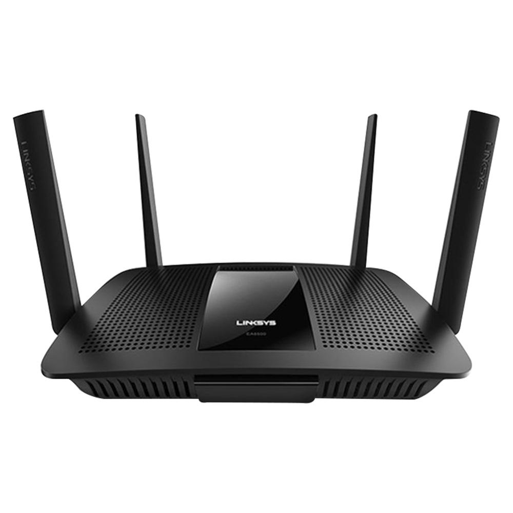 Linksys EA8500 Max Stream AC2600 Mu-Mimo Gigabit Smart Wi-Fi Router - Black