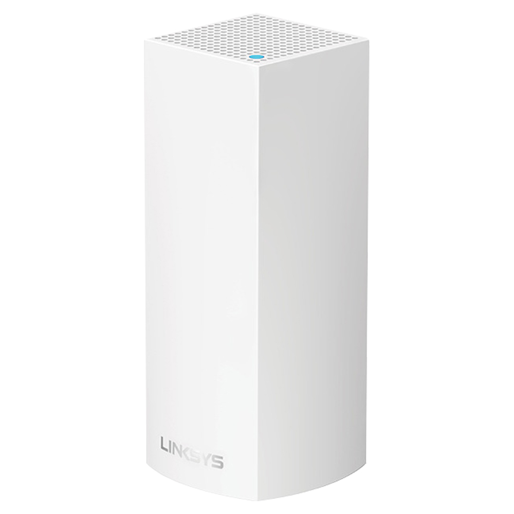 Linksys Velop Tri-Band Whole Home Wi-Fi Mesh System Router White - WHW0301-ME