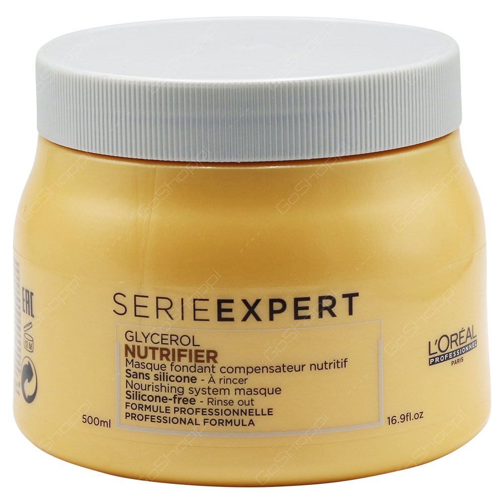 Loreal Professionnel Serie Expert Glycerol Nutrifier Masque 500ml