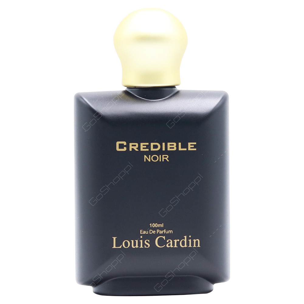 Louis Cardin Louis Cardin Credible Noir For Men Eau De Parfum 100ml