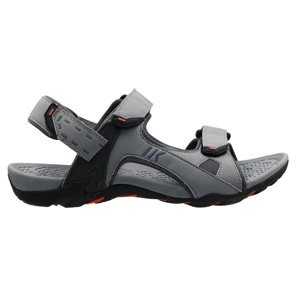 52b153dbf983 Lumberjack Discover Sandals For Men - Light Grey - Dark Grey - SM30706-001-