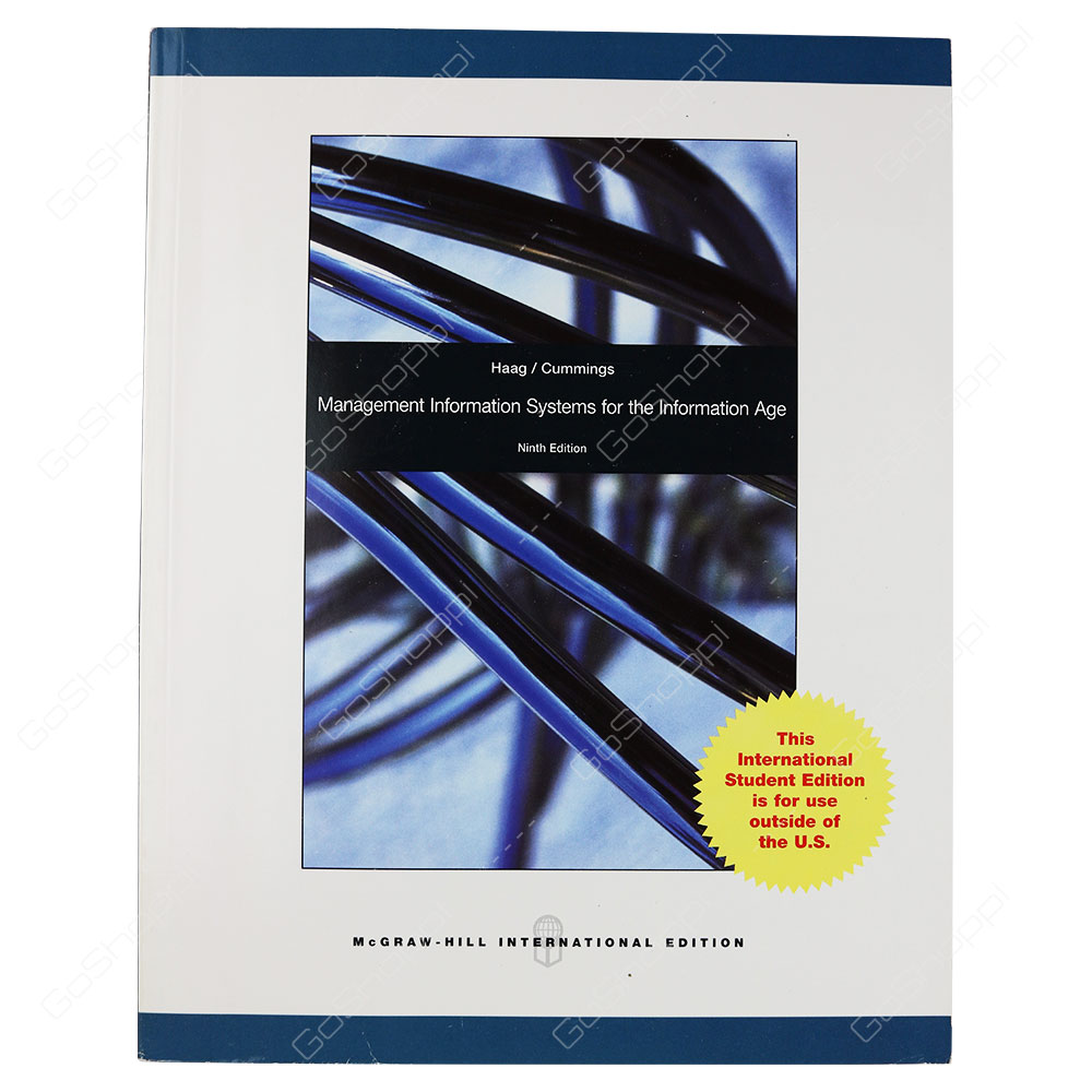 Management Information Systems For The Information Age 9th Edition By Stephen Haag